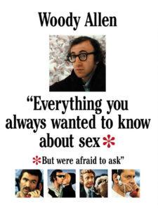 Woody Allen Sesso